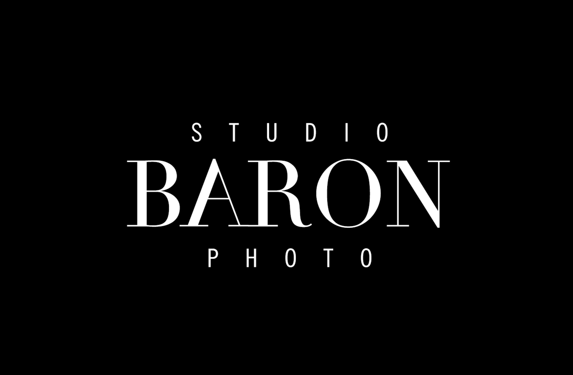 Studio Baron Photo logo
