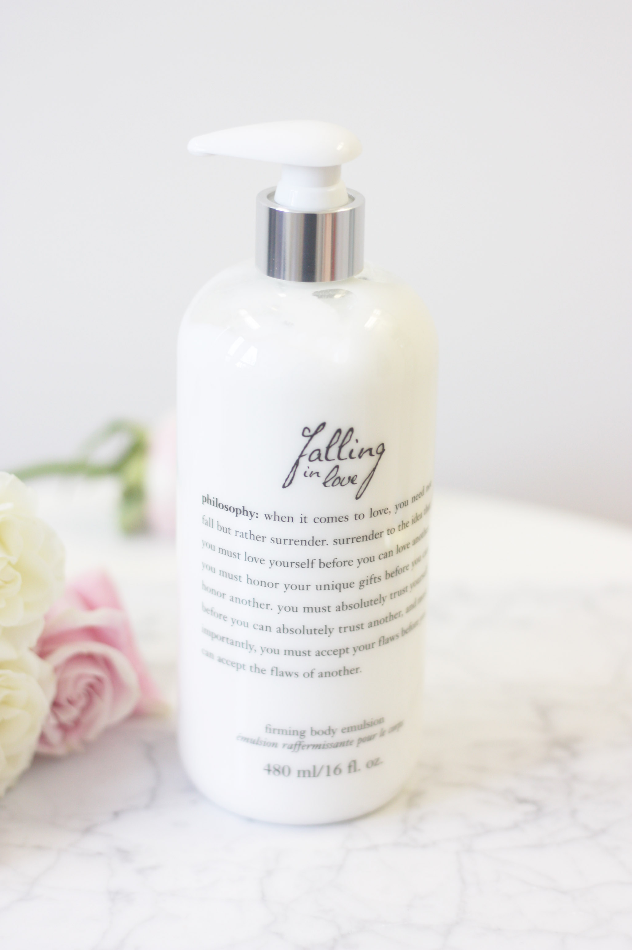 Philosophy firming lotion